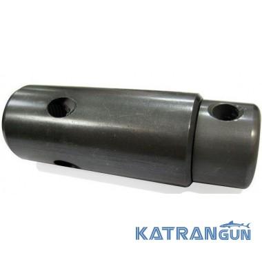 Металлическая часть надульника для подводного ружья Cressi Sub SL / SL Star в сборе