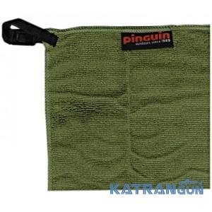 Туристическое полотенце Pinguin Outdoor towel Terry М 40х80