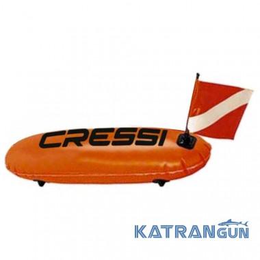 Буй для подводной охоты Cressi Sub Torpedo