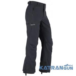 Водонепроницаемые прочные брюки Marmot Men's Tamarack Pant, black