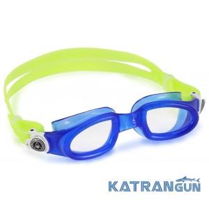 Очки для плавания Aqua Sphere Mako; линзы прозрачные