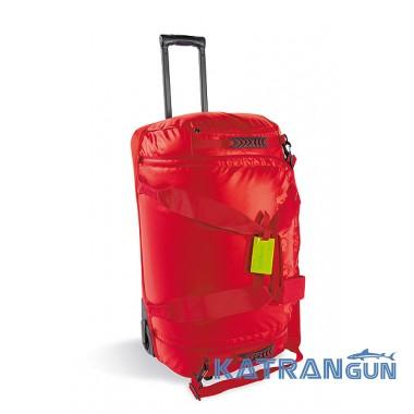 Дорожная сумка чемодан Tatonka Barrel Roller L