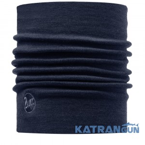 Зимова мультипов'язка Buff Merino Wool Thermal Neckwarmer denim