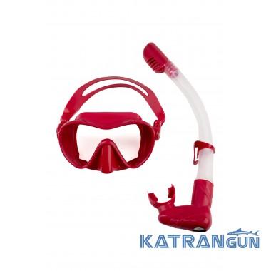 Набор для сноркелинга Scorpena маска + трубка