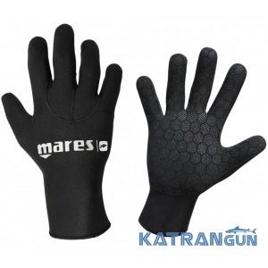 Неопреновые перчатки Mares Black 3 mm