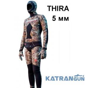 Гидрокостюм с уникальным камуфляжем Pathos THIRA, 5 мм