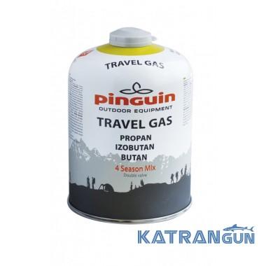 Баллон газовый 450 г Pinguin
