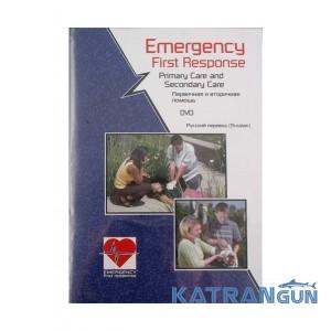 Відеокурс PADI DVD Emergency First Response