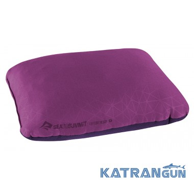 Туристична подушка Sea To Summit Foam Core Pillow Regular Magenta