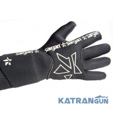 Перчатки для подводной охоты Sargan Калан, 4,5 мм