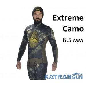 Куртка для осени C4 Extreme Camo 6.5 мм
