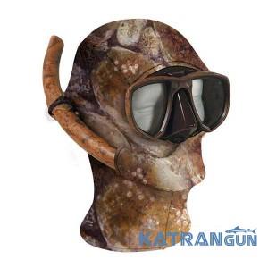 Шолом для фрідайвінга Omer Holo Stone Jelly fish Hood