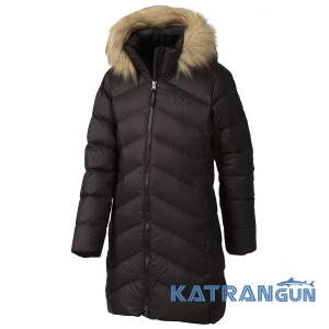 Дитяче пухова пальто Marmot Girl's Montreaux Coat
