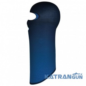 Безшовна тепла Buff Microfibre Balaclava drake cape blue
