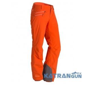 Зимові штани Marmot Women's Slopestar Pant, Mandarin