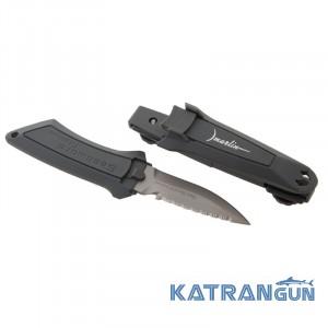 Титановые ножи для подводной охоты Marlin Mini Titanium
