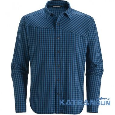 Мужская рубашка Black Diamond Men's LS Spotter Shirt