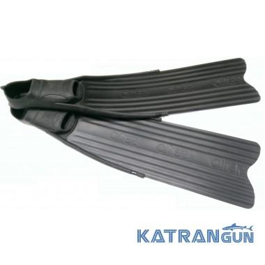 Дешевые ласты для подводной охоты Omer Eagleray