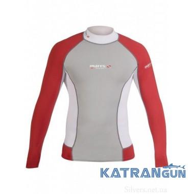 Сонцезахисний одяг для дорослих Mares Trilastic Long Sleeve Rash Guard