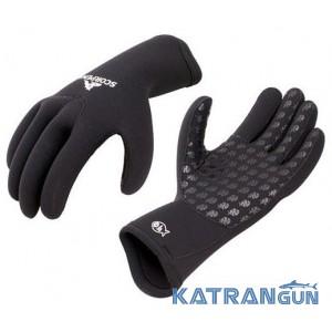Неопреновие рукавички для підводного полювання Scorpena A 3 мм
