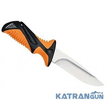 Дайверские ножи AquaLung Mini Zak 1; оранжевые
