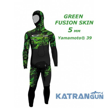 Гидрокостюм Epsealon GREEN FUSION SKIN 5 мм