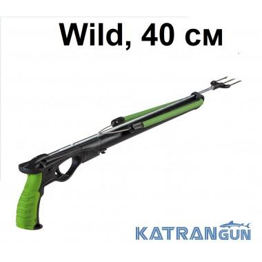 Короткий арбалет для підводного полювання Salvimar Wild 40