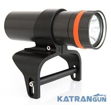Малогабаритний ручний ліхтар Finnsub 750 LM із зарядним пристроєм