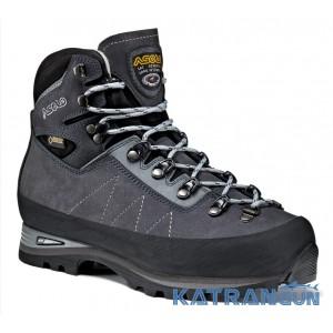 Професійні трекінгові черевики Asolo Lagazuoi GV MM, blu navy / clody grey