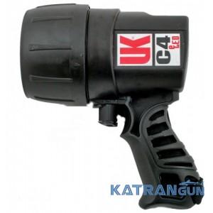 Подводный фонарь для дайвинга U.K. C4 (ксенон)