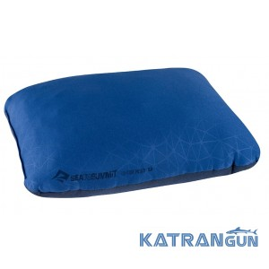 Походная подушка Sea to Summit FoamCore Pillow Deluxe Navy