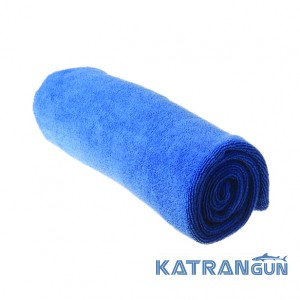 Полотенце в поход Sea to Summit Micro Towel S, Cobalt