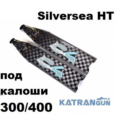 Лопаті для ласт C4 SILVERSEA HT під калоші 300/400