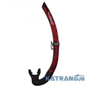Трубка для подводной охоты Epsealon SeaQuest, Red Fusion