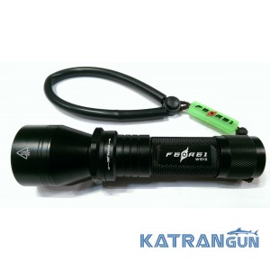 Підводний ліхтар Ferei W151 II (1000 Lm, холодне світло)
