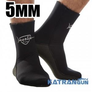 Носки для подводного плавания Marlin Kevlar, 5 мм