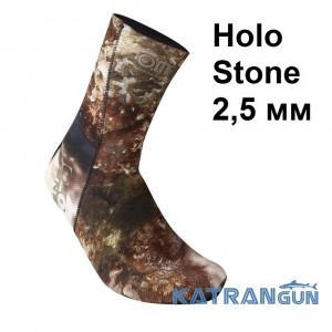 Носки для теплой воды Omer Holo Stone 2,5 мм