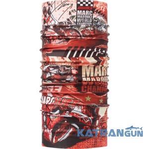 Популярная маска для мотоспорта BUFF MARC MARQUEZ ORIGINAL