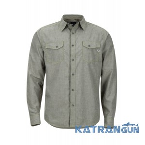 Рубашка мужская фланель Marmot Emerson LS