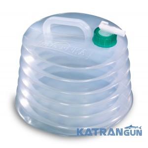 Канистра для воды складная Tatonka Faltkanister 10л