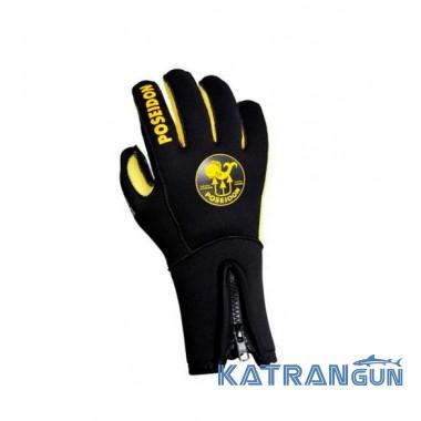 Перчатки для дайвинга Poseidon ComfortGlove 5 мм