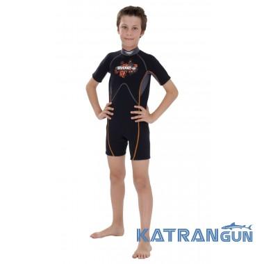Детский гидрокостюм Alize Junior Shorty 3 мм