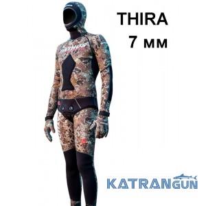 Щільний гідрокостюм Pathos Thira, 7 мм