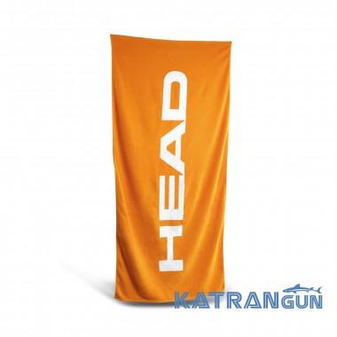 Хлопковое полотенце Head Sport; 140 х 70 см