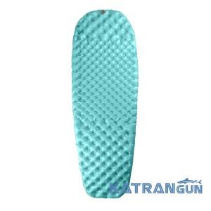 Надувной женский коврик Sea To Summit Air Sprung Comfort Light Insulated Mat Women's