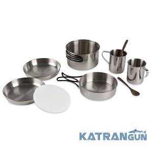 Набір туристичного посуду Tatonka Picnic Set