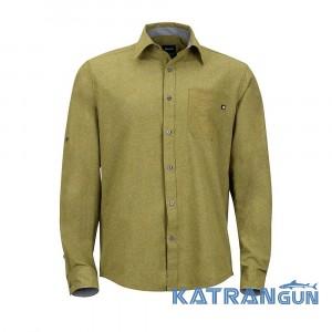 Мужская рубашка на каждый день Marmot Windshear LS
