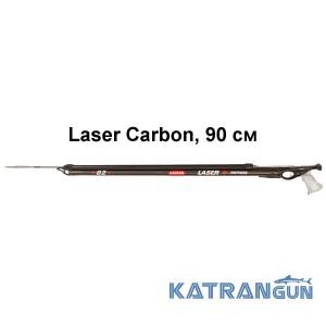 Арбалет для подводной охоты карбоновый Pathos Laser Carbon, 90 см