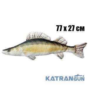 Подушка-іграшка Судак (77х27 см)