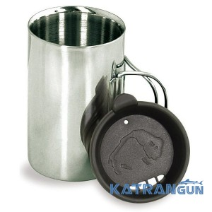Туристическая термокружка Tatonka Thermo mug 350 ml